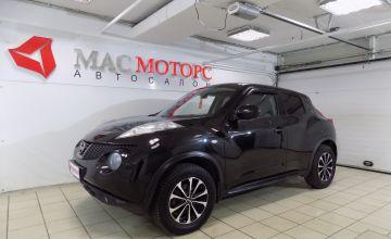 Nissan Juke Черный металлик