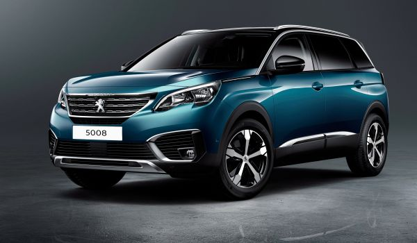Peugeot 5008 (2019)